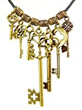 BBBS Affiliates Magical Seven Keys Necklace Inspired by The Magicians