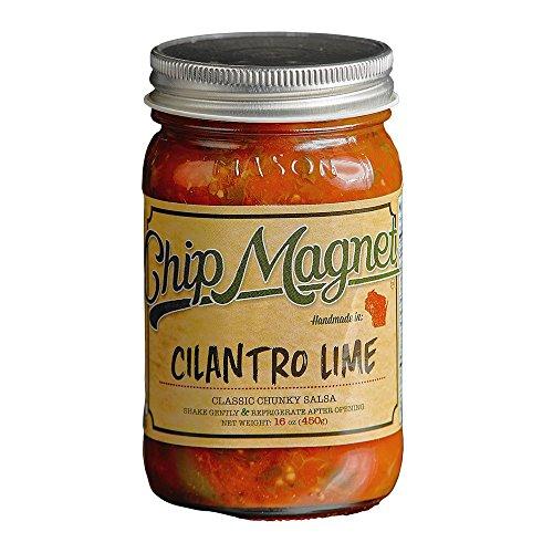 Chip Magnet Cilantro Lime Mild Salsa, 16 Ounce