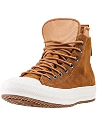brown converse boots