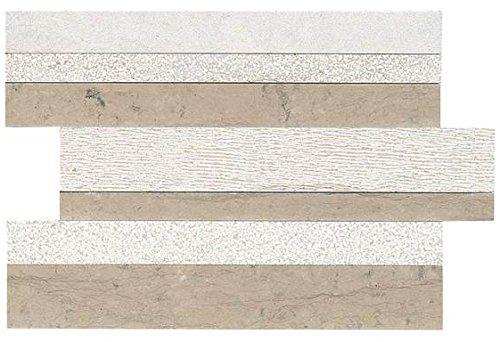 American Olean Tile L102MODSTACK Ascend Stone 9X12 Modern Stack Ascend Stone Modern Stack Tile,, 9