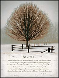 P. Graham Dunn BOK03 Solitude-Be Still-12X16