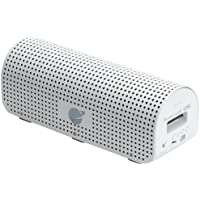 Planet Audio PA600BW Wireless Bluetooth Speaker (White) (Discontinued by Manufacturer)