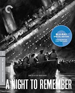 A Night to Remember (The Criterion Collection) [Blu-ray]