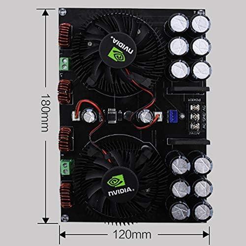 Kkmoon Xh M258 High Power Digital Modul Stereo Tda8954th Dual Chip 2 420w Zwei Kanal Verstärkerplatine Baumarkt