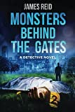img - for Monsters Behind the Gates: A Detective Novel book / textbook / text book