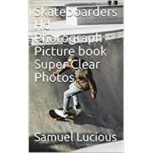 Skateboarders Hd Photograph Picture book Super Clear Photos