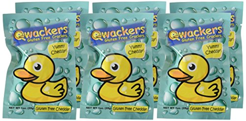 Qwackers Crackers, Crackers, 6 Ounce