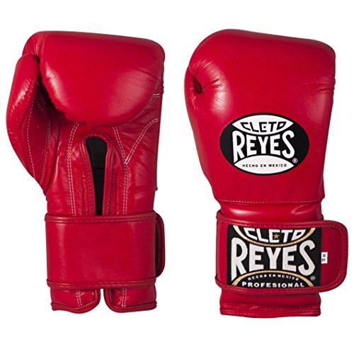 5311d286d4 Cleto Reyes Velcro Boxing Gloves Red