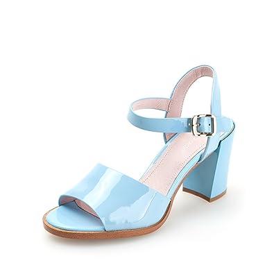 chaussure talon haut glace