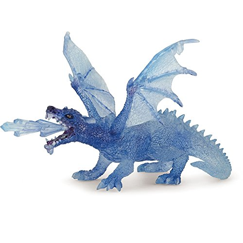 Dragon Papo Castle (Papo Crystal Dragon Toy)
