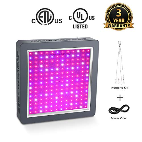 Spinning Led Grow Lights