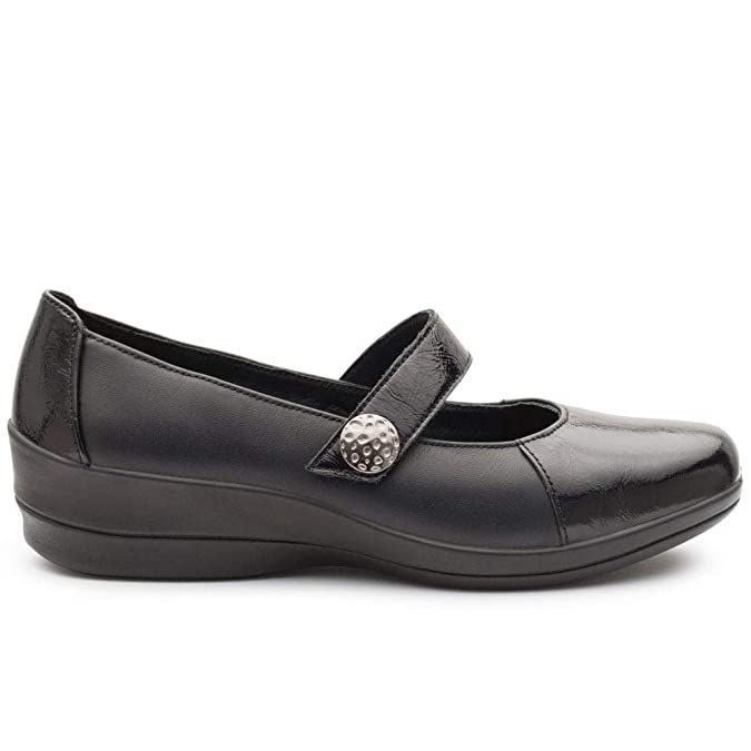 Mary et Chaussures Janes Femme Padders Past Sacs 0PW5qP6