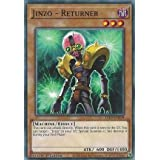 Jinzo the Machine Menace LED7-EN031 1st Edition ULTRA RARE
