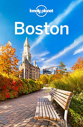 Lonely Planet Boston (Travel - Ma Boston Market