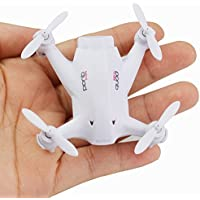 Night Lions Tech (TM) Shocking  Pocket x165 Mini Drone Top 2.4Ghz RC 3D Tumbling Quadcopter Newest