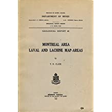 MONTREAL AREA LAVAL AND LACHINE MAP-AREAS REPORT 46