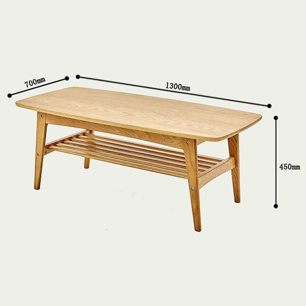 Light Colored Wood Coffee Table.Amazon Com Living Room Furniture Cjc Large Coffee Tables With Shelf