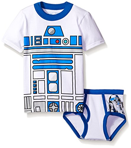 Star Wars Toddler Boys' Star Wars Underwear and Tank Set, 2pc Assorted, 4T -