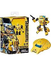 Transformers Buzzworthy Bumblebee War for Cybertron Deluxe Origin Bumblebee