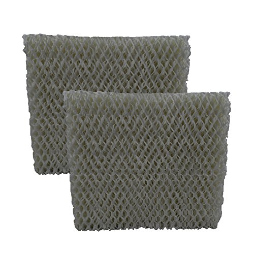 2 PACK Duracraft DH840, DH950, Holmes/Family Care HM650, HM725, HM730 Humidifier Filter Replacements by Air Filter Factory