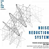 Noise Reduction System: Formative European Electronica (4 CD)
