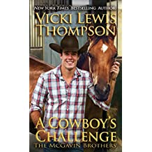 A Cowboy's Challenge (McGavin Brothers)