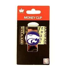 NCAA Kansas State Wildcats Domed Money Clip