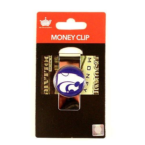 aminco NCAA Kansas State Wildcats Domed Money Clip