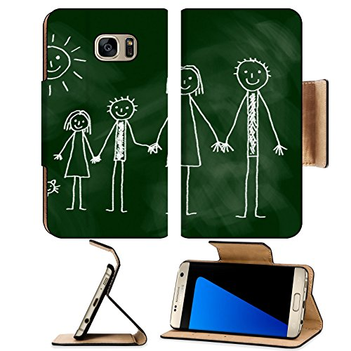 msd-premium-samsung-galaxy-s7-edge-flip-pu-leather-wallet-case-image-12219999-drawing-of-family