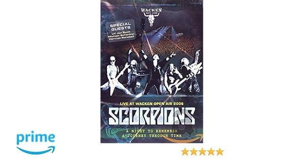 Scorpions - Live at Wacken Open Air 2006 [DVD]: Amazon.es: Scorpions, Uli Jon Roth, Michael Schenker, Herman Rarebell: Cine y Series TV