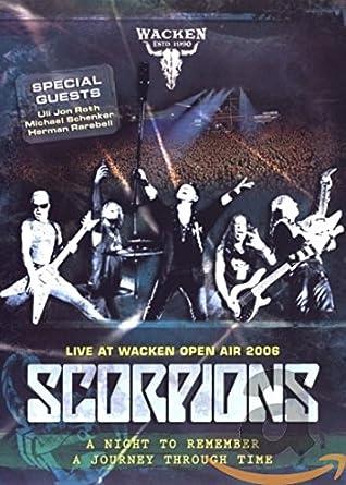 SCORPIONS OPEN AIR DVD GRÁTIS 2006 WACKEN DOWNLOAD LIVE AT