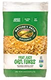 Nature's Path Organic Gluten Free Cereal, Corn Flakes Sweetened with Fruit Juice, 26.4 Ounce Bag (Pack of 6)