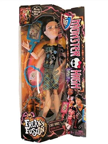 [Monster High Freaky Fusion Save Frankie Jackson Jekyll] (Jackson Monster High)
