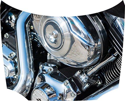 Bonnet Sticker Motor: