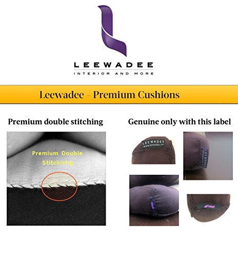 Leewadee Thai Massage Mat Xl 82x46x3 Inches Kapok Light