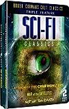 Roger Corman's Cult Classics - SCI-FI Classics Triple Feature - Embossed Slim Tin