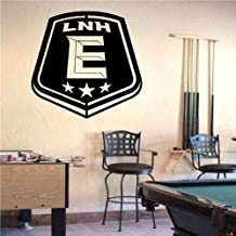 Wall Mural Vinyl Sticker Sports Logos Nhl-eastern Conference (S533)