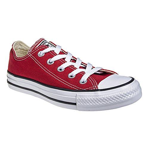 Sneaker All Stars Ox Converse (Rosso Peperoncino ) Rosso
