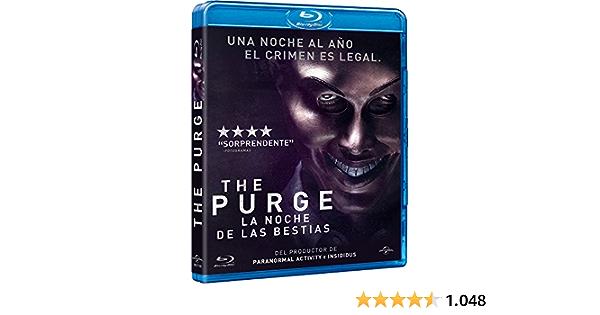 The Purge: La Noche De Las Bestias [Blu-ray]: Amazon.es ...