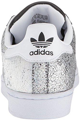 Adidas Vrouwen Superster W Sportschoen Leveranciers Kleur / Wit / Zwart Kern