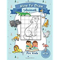 How To Draw Animals For Kids: Learn to
