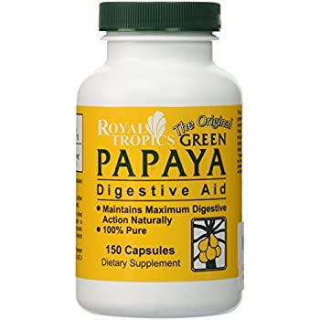 Amazon.com: Papaya Verde Cápsulas: Health & Personal Care