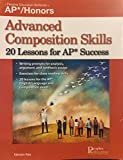 img - for Advanced Composition Skills: 20 Lessons for AP* Success book / textbook / text book