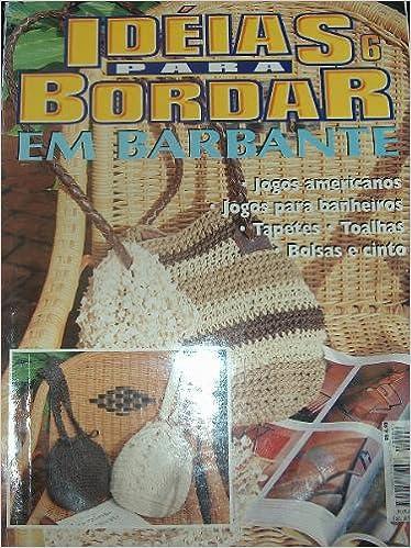 Ideias Para Bordar em Barbante #6: Gaicomo Santoro: Amazon ...