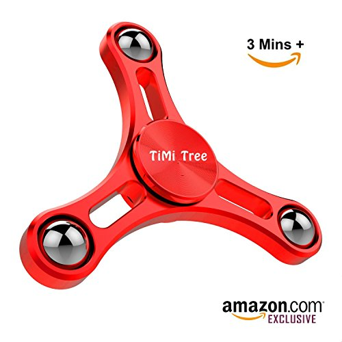Fidget Spinner Metal, Cool Toys Under 10 Dollars For Teen Boys Girls, Novelty Gifts Flick Tricks Unique Game for Adults and 9 to 20 Years Old Teen Boys Girls Birthday Fall Out Toys