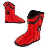 Marvel Spider-Man Deluxe Slippers For Kids Size 11/12 - Best Reviews Guide