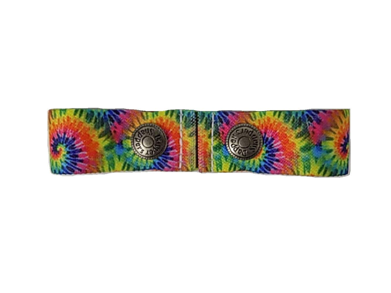 Dapper Snapper Made in The USA Baby /& Toddler Adjustable Belt-Tie Dyed