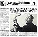 Johnny Hodges & Wild Bill Davis Jazz Tribute No. 1, Vol. 1-2: 1965-1966