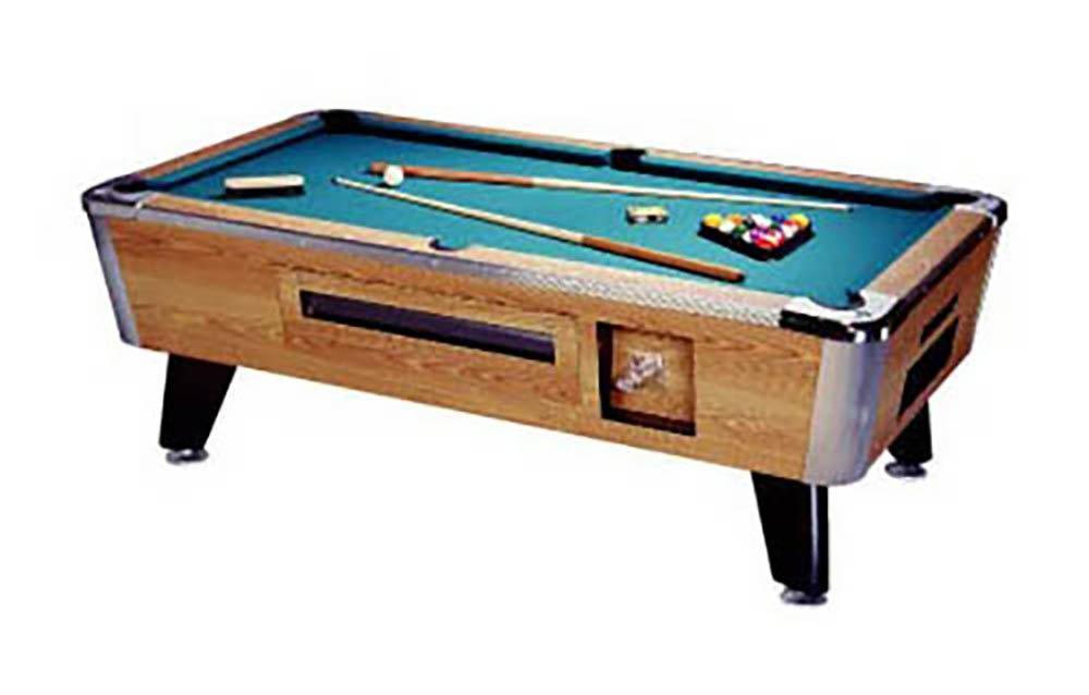 American 8 Monarch Home Billiards Pool Table
