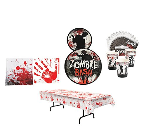[Ultimate Zombie Party Decorations Supply Pack] (Zombie Decoration)